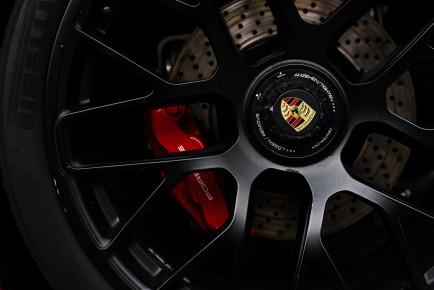 Porsche avtonomna vozila