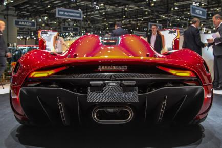 Koenigsegg Regera-1
