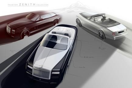 Rolls Royce Zenith Phantom