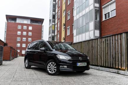 Volkswagen Touran 1.6 TDI Comfortline_9