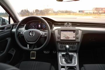 VW PASSAT ALLTRACK 08