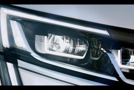 Renault SUV Koleos 2017