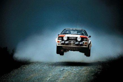Audi Quattro S3