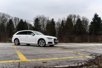 Audi A4 Avant 2.0 TDi_8