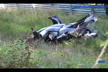 Koenigsegg One1 nesreča_1