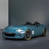 Mazda MX-5 speedster spyder