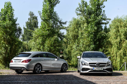 Mercedes-Benz CLA in CLA Shooting Brake_8