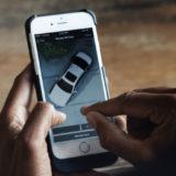 BMW serija 5 3D daljinec