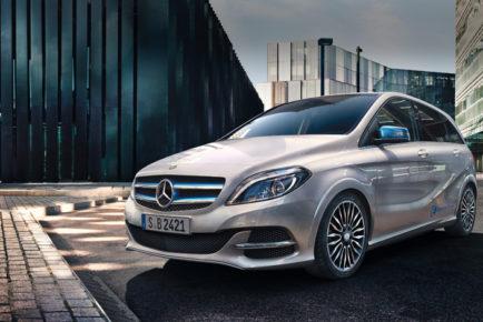 Mercedes-Benz electric