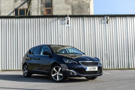 Peugeot 308 SW  Allure 1.6 BlueHDi 120 avt_1