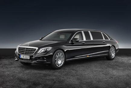 Mercedes-Maybach-S600-Pullman-Guard-front-three-quarter