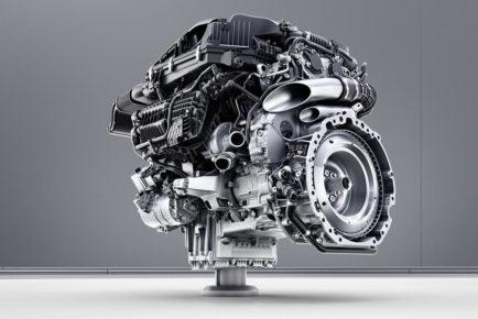 Mercedes-Benz V6 M256