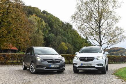 Opel MokkaX in Zafira_1
