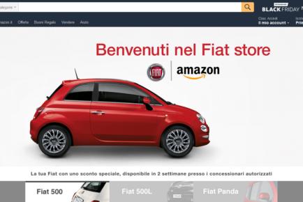 Fiat Amazon it