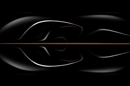 McLaren trisedežni športnik
