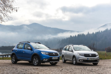 Dacia Logan, Logan MCV, Sandero in Sandero Stepway_1