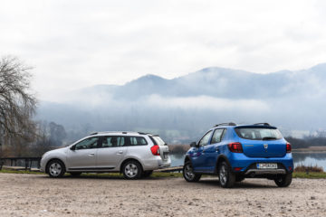 Dacia Logan, Logan MCV, Sandero in Sandero Stepway_2
