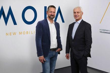 Volkswagen skupina MOIA