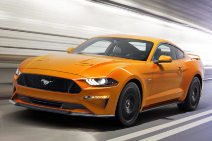 2018 Ford Mustang V8 GT