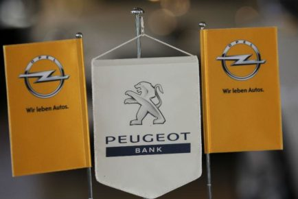 Opel Peugeot