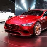 Mercedes-AMG GT Sedan Concept-3