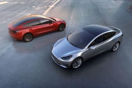 Tesla model 3 zavarovanje