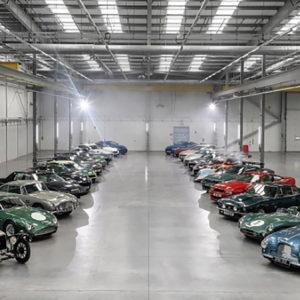 Aston-Martin starodobniki