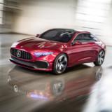 Mercedes-Benz Concept A Sedan, 2017 ;  Mercedes-Benz Concept A Sedan, 2017;