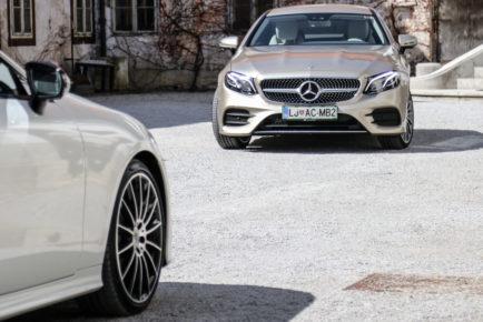 Mercedes-Benz razred E Coupe (9)