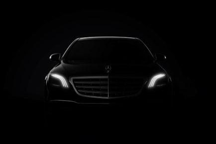 Mercedes-Benz S-Klasse (V 222); 2017 ;Mercedes-Benz S-Class (V 222); 2017;