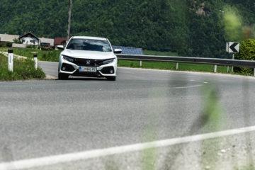 Honda Civic 1.5 VTEC Turbo slovenska predstavitev 12
