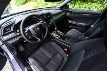 Honda Civic 1.5 VTEC Turbo slovenska predstavitev 14