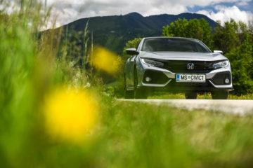 Honda Civic 1.5 VTEC Turbo slovenska predstavitev 4