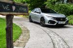 Honda Civic 1.5 VTEC Turbo slovenska predstavitev 6