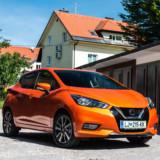 Nissan Micra slovenska predstavitev 1