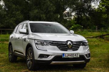 Renault Koleos in Renault Captur Initiale Paris slovenska predstavitev 6