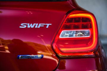 Suzuki Swift 1.0 BoosterJet SVHS slovenska predstavitev 10