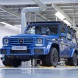 Mercedes-Benz razred G 1