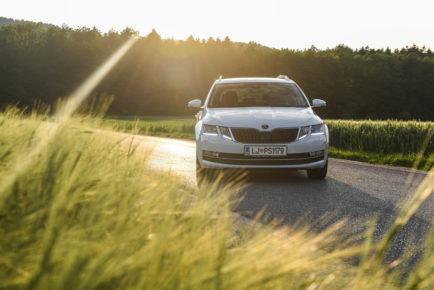 Škoda Octavia Combi L&K 2.0 TDI DSG 3