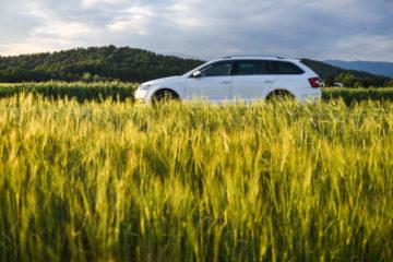 Škoda Octavia Combi L&K 2.0 TDI DSG 4