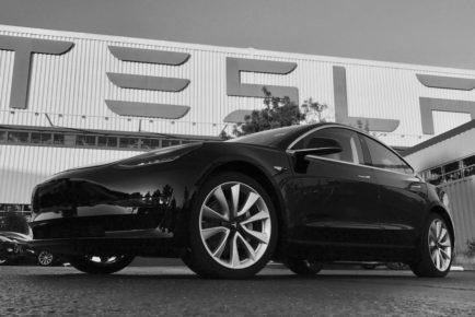 Tesla Model3 SN1