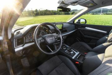 Audi Q5 2.0 TDI Quattro Basis 11