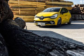 Renault Clio R.S. 200 EDC 1