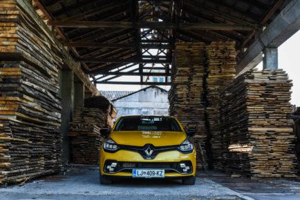 Renault Clio R.S. 200 EDC 3
