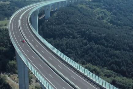 Ferrari Portofino Slovenija promo