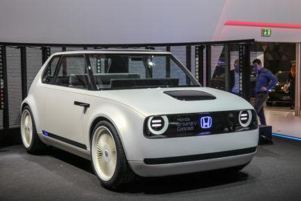 Honda Urban EV Concept  (1)