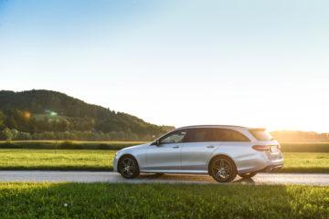 Mercedes-Benz E220d model T 6