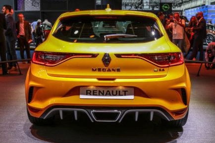 Renault Megane R.S. 2