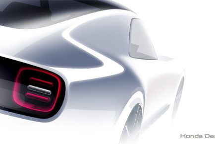 All-new Honda Sports EV Concept unveiled at Tokyo Motor Show