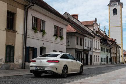 Mercedes-Benz E220 d Coupe 7